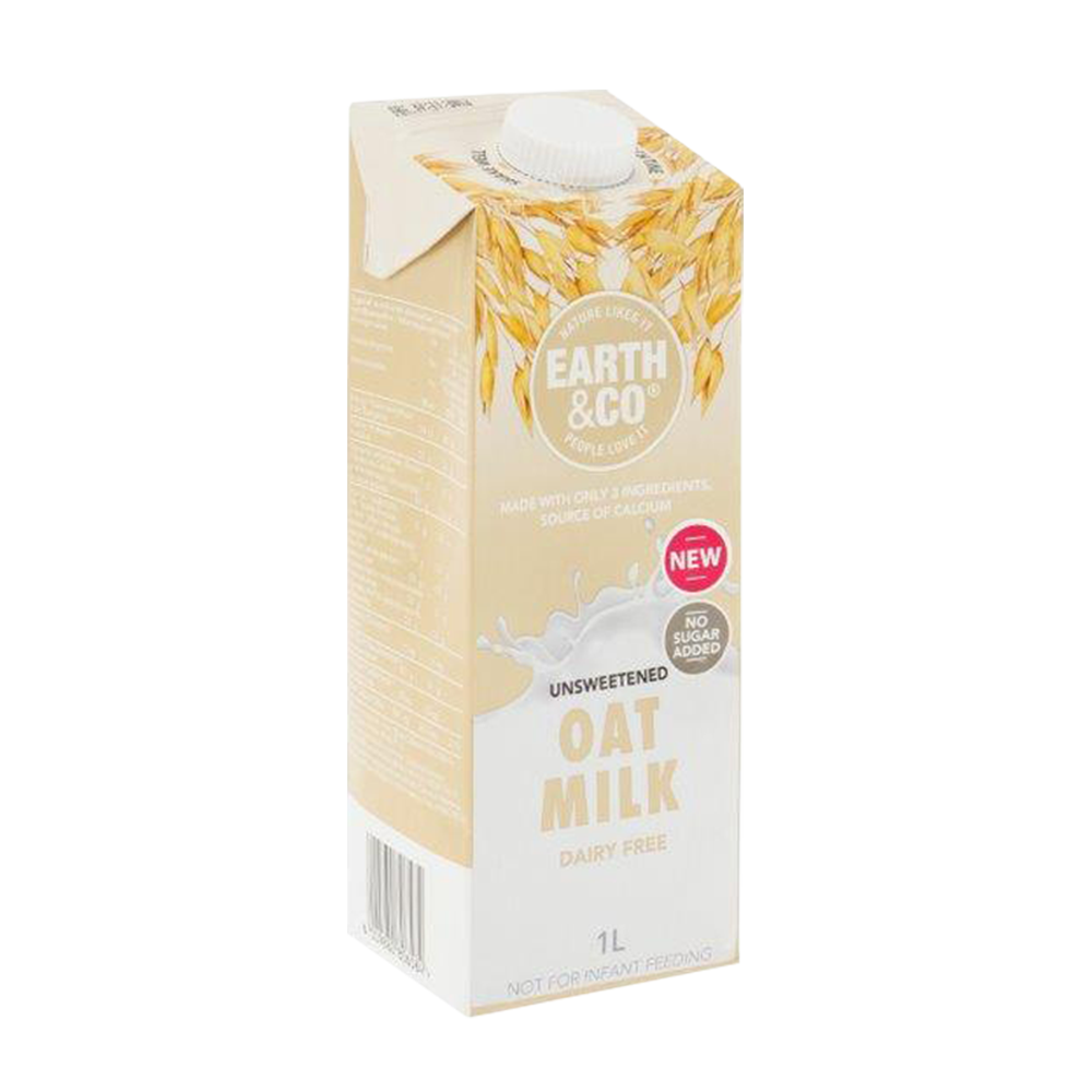 UNSWEETENED OAT MILK